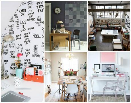 Inspiration: WORK SPACE