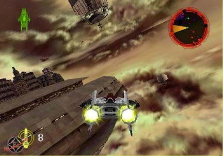 Rogue Squadron 64