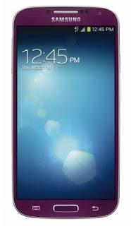 Samsung Galaxy S4 in Purple To Land On Sprint