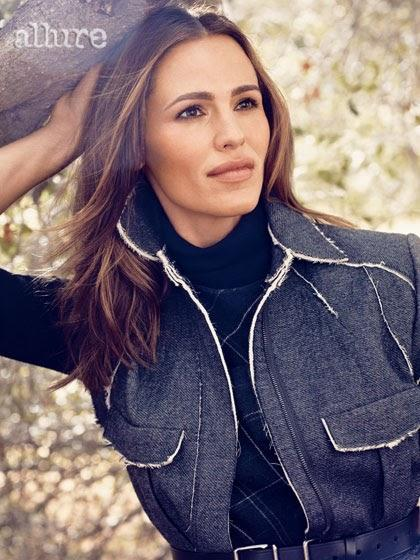 Natural Beauty Jennifer Garner