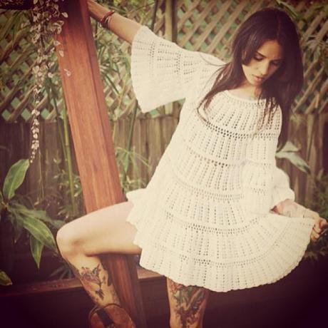 I want this dress  #boho #bohochic