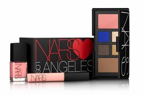 NARS Hearts LA Set & Blush Palettes-Fall 2013