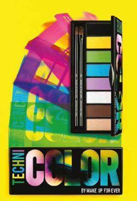 mufe techni color palette opener