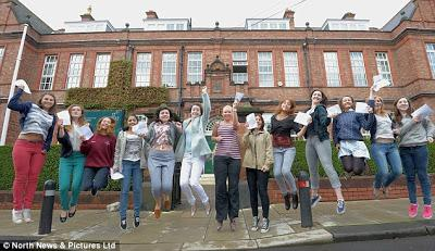 A-level results round up