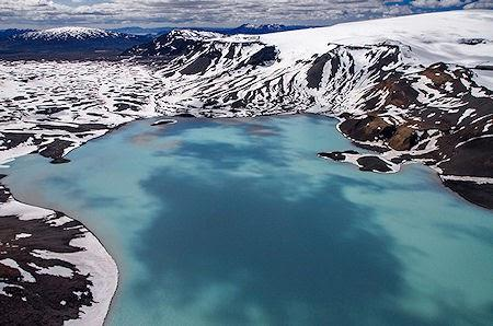 An Aerial Tour Of Iceland
