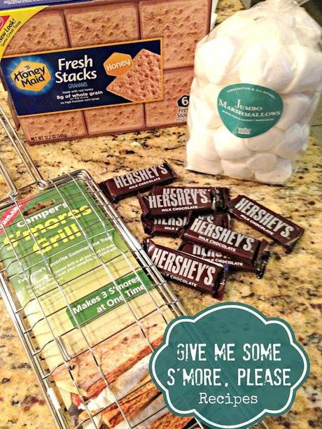 Give Me Some S'more, Please {Recipes}