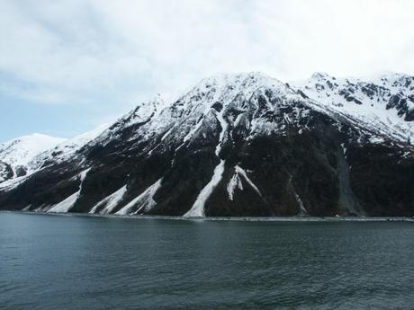 View from our room on an Alaskan Cruise