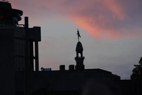A Rochester Icon at Sunset   [Sky Watch Friday]