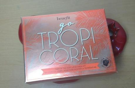 Benefit Go Tropi Coral Kit Reviews