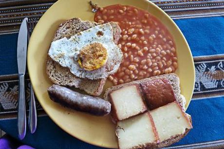 england best breakfast