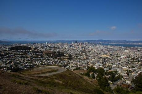 twin peaks 4 650x433 San Francisco: Twin Peaks and the Cliff House