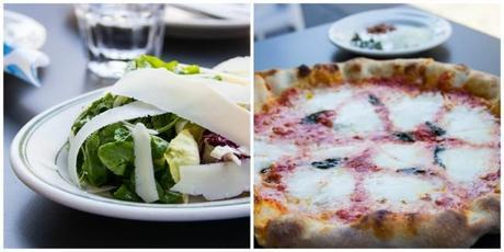 Delfina Pizzeria Food 650x325 San Francisco: Twin Peaks and the Cliff House