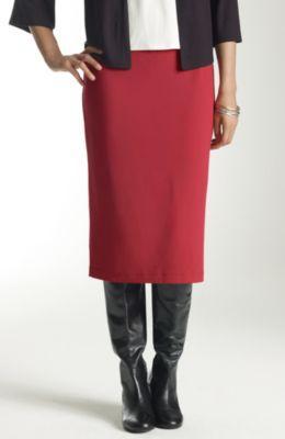 Wearever long pencil skirt
