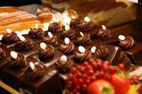 Amandine cake