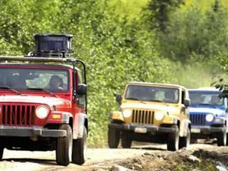 Our Turkish Jeep Safari !!!