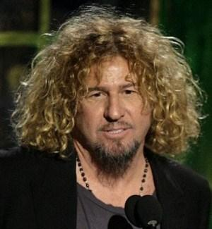 Sammy Hagar. Photo credit: St. Louis Post-Dispatch