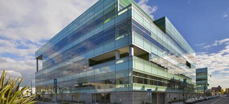 EmeryStation East: home to the Joint BioEnergy Institute. (Credit: Lawrence Berkeley National Lab / Roy Kaltschmidt)