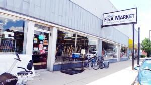 Mick's Flea Market in Gas City, Indiana