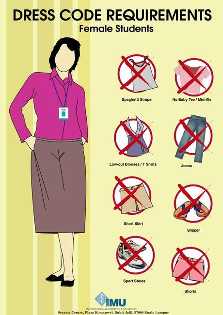 Dress Codes: Stepping Stones To Rape Culture