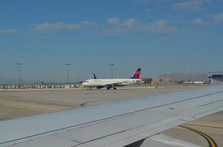 Flight Report: Delta 737-800 Las Vegas (LAS) to Salt Lake City (SLC)