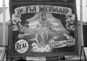 Fiji Mermaid poster