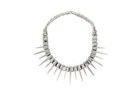 Rebecca Minkoff spike necklace