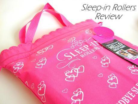 Sleep-in Rollers - Big Bouncy Hair anyone?