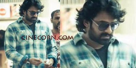 prabhas bahubali latest getup stills pics images gallery leaked pictures on location shots photos Young RebelStar Prabhas Bahubali Latest Photo