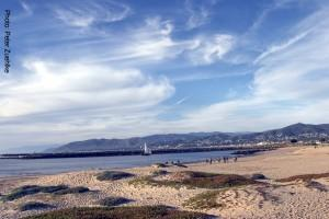 Ventura Beach Peter Zuehlke photo credit