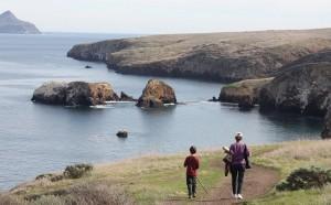 Santa Cruz Island - Channel Islands Nat'l Park Claire Fackler, photographer