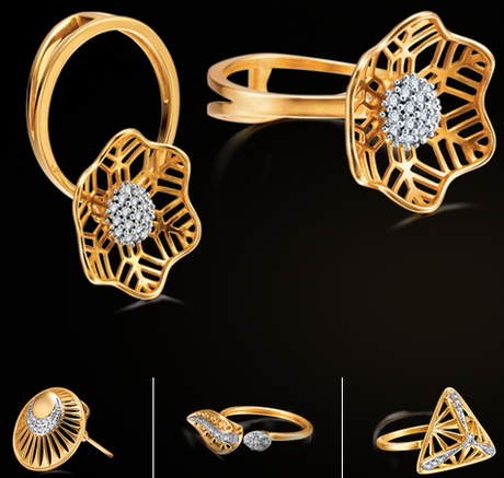 Have a look at Tanishq Mia Jewelry Collection: