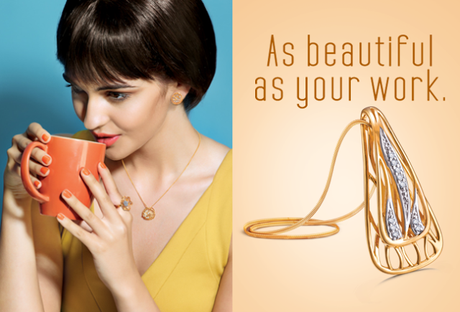 Mia By Tanishq : As Beautiful As Your Work Story