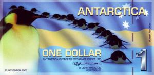 antarctica dollars