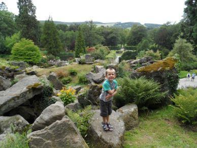 Holiday, Day 5 – Chatsworth
