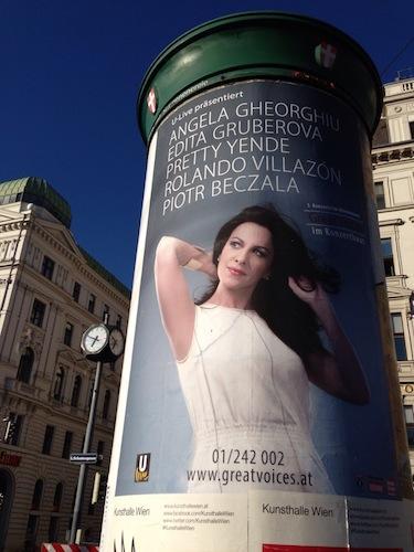 Vienna concert promo poster