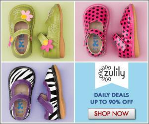 Adorable girls' clothes on zulily.com