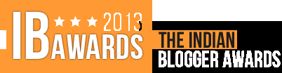 Indian Blogger Awards Winners