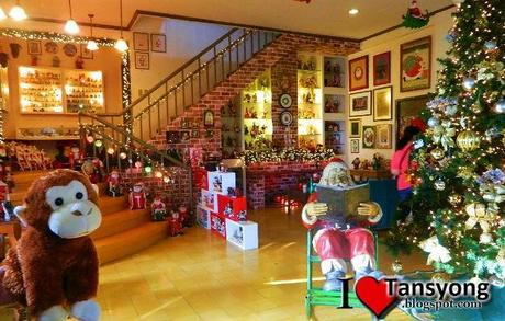 Experience Christmas any Day of the Year at Casa Santa Museum
