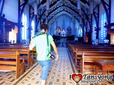 The Majestic Archectural Design of Immaculate Conception of Mary in Puerto Princesa and its History