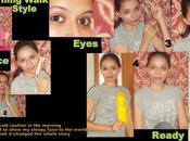 Lakmé Skin Stylist Contest Phase Entry Surbhi Agarwal