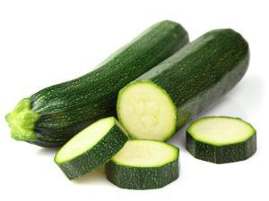 Low carb courgettes