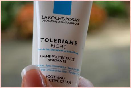 la roche posay toleriane riche ingredients