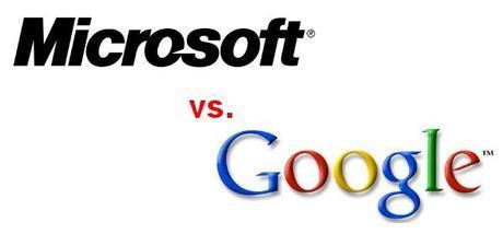 microsoft-vs-google