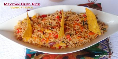 Mexican Fried Rice
