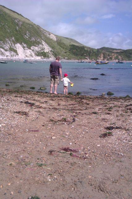 E and Ross beach