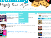 Blog Makeover, #runDisney Tab, Sister Page