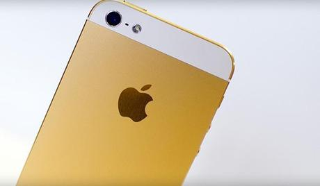 iPhone 5S: Will It Come in Gold -  7.9KB