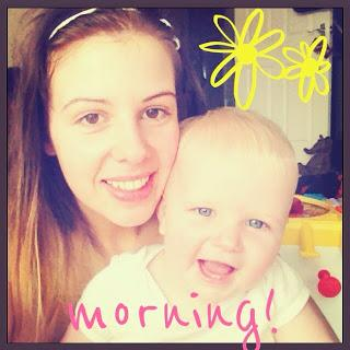 Things I love about being a mum!