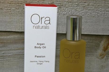 Ora Naturals Passion Oil
