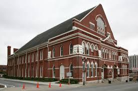 Nashville Day 4: Ryman Auditorium, Waterfront and General Tourist Tips